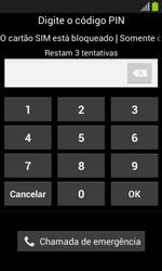 Samsung I8190 Galaxy S III Mini - Funções básicas - Como reiniciar o aparelho - Etapa 6
