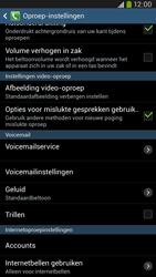 Samsung I9205 Galaxy Mega 6-3 LTE - Voicemail - handmatig instellen - Stap 6
