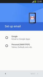 Samsung I9505 Galaxy S IV LTE - E-mail - Manual configuration (gmail) - Step 7
