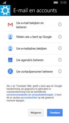 Acer Liquid M330 - E-mail - Handmatig instellen (gmail) - Stap 10