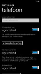 Nokia Lumia 930 - Voicemail - Handmatig instellen - Stap 6