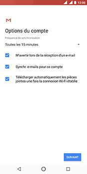 Nokia 5.1 - E-mail - Configurer l