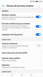 Huawei P8 Lite 2017 - Internet - activer ou désactiver - Étape 5