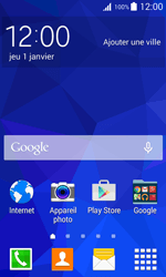 Samsung Galaxy Trend 2 Lite - Applications - Supprimer une application - Étape 1
