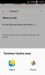 Samsung Galaxy J1 (2016) (J120) - E-mail - envoyer un e-mail - Étape 11