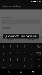 HTC Desire 620 - E-mail - Account instellen (POP3 zonder SMTP-verificatie) - Stap 12
