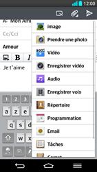 LG G2 - E-mails - Envoyer un e-mail - Étape 11