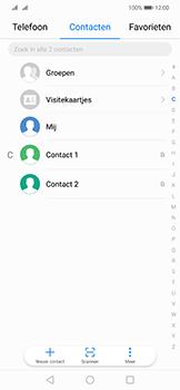 Huawei mate-20-lite-dual-sim-model-sne-lx1 - Contacten en data - Contacten kopiëren van SIM naar toestel - Stap 3