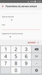 Samsung Galaxy S6 Edge - E-mails - Ajouter ou modifier un compte e-mail - Étape 10