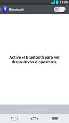 LG G2 - Bluetooth - Conectar dispositivos a través de Bluetooth - Paso 5