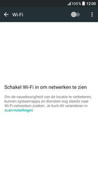 HTC Desire 825 - WiFi en Bluetooth - Handmatig instellen - Stap 5
