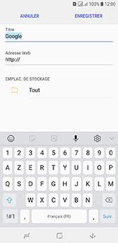 Samsung Galaxy J6 - Internet et connexion - Naviguer sur internet - Étape 10
