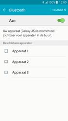 Samsung J500F Galaxy J5 - Bluetooth - koppelen met ander apparaat - Stap 8