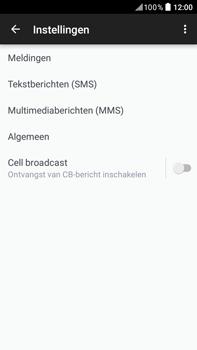HTC HTC Desire 825 - SMS - handmatig instellen - Stap 7