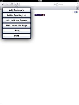 Apple The New iPad - Internet - Internet browsing - Step 10