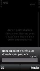 Nokia X6-00 - MMS - configuration manuelle - Étape 11