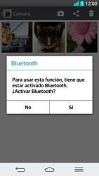 LG G2 - Bluetooth - Transferir archivos a través de Bluetooth - Paso 9