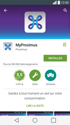 LG H420 Spirit - Applications - MyProximus - Étape 8