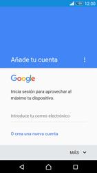 Sony D2203 Xperia E3 - E-mail - Configurar Gmail - Paso 7
