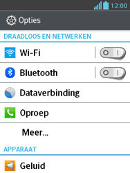 LG E430 Optimus L3 II - Internet - buitenland - Stap 4