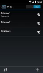 Bouygues Telecom Bs 403 - Internet et connexion - Accéder au réseau Wi-Fi - Étape 8