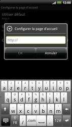 HTC Z715e Sensation XE - Internet - configuration manuelle - Étape 17