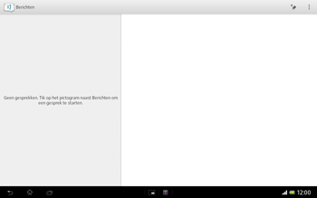 Sony SGP321 Xperia Tablet Z LTE - MMS - afbeeldingen verzenden - Stap 3