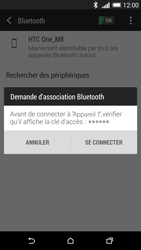 HTC One M8 - Bluetooth - connexion Bluetooth - Étape 9