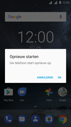Nokia 3 - Internet - handmatig instellen - Stap 23