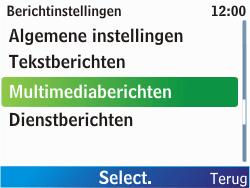 Nokia C3-00 - MMS - probleem met ontvangen - Stap 8