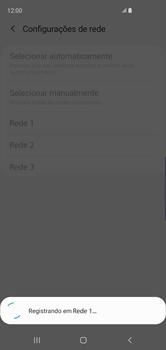Samsung Galaxy S10 - Rede móvel - Como selecionar o tipo de rede adequada - Etapa 10