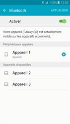 Samsung G920F Galaxy S6 - WiFi et Bluetooth - Jumeler votre téléphone avec un accessoire bluetooth - Étape 8