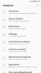 Samsung A510F Galaxy A5 (2016) - Android Nougat - Réseau - Changer mode réseau - Étape 4