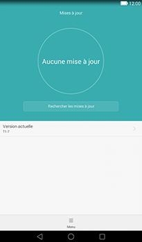 Huawei MediaPad T1 (7.0) - Réseau - Installation de mises à jour - Étape 7