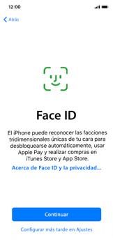 Apple iPhone X - Primeros pasos - Activar el equipo - Paso 11
