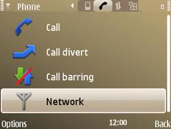Nokia E72 - Network - Usage across the border - Step 6
