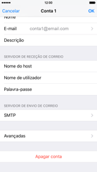 Apple iPhone 6 iOS 9 - Email - Configurar a conta de Email -  21