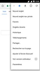 Nokia 3 - Internet - navigation sur Internet - Étape 20