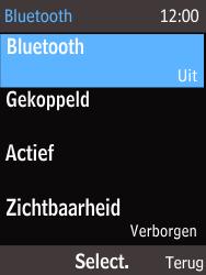 Nokia 215 (Type RM-1111) - Bluetooth - Aanzetten - Stap 5