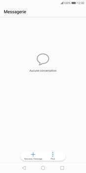 Huawei P Smart - SMS - configuration manuelle - Étape 3