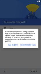 LG Google Nexus 5X - Primeiros passos - Como ativar seu aparelho - Etapa 8