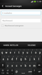 HTC One Mini - E-mail - Account instellen (IMAP zonder SMTP-verificatie) - Stap 6