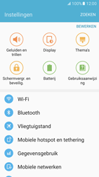 Samsung G930 Galaxy S7 - Netwerk - Wijzig netwerkmodus - Stap 4