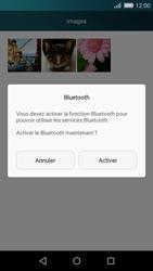 Huawei P8 Lite - Photos, vidéos, musique - Envoyer une photo via Bluetooth - Étape 10