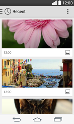 LG F60 4G (LG-D390n) - E-mail - Hoe te versturen - Stap 12