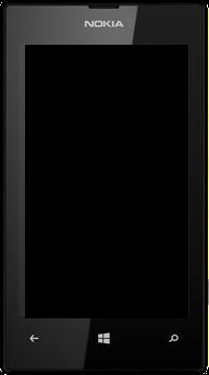 Nokia Lumia 520 - Premiers pas - Découvrir les touches principales - Étape 4