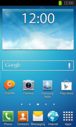Samsung I8260 Galaxy Core - Internet - Example mobile sites - Step 19