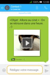 """Alcatel Pixi 3 - 3.5"""" - MMS - envoi d'images - Étape 19"""