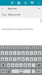 Samsung A500FU Galaxy A5 - E-mail - envoyer un e-mail - Étape 8