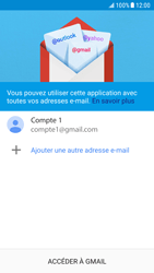 Samsung G920F Galaxy S6 - Android Nougat - E-mail - Configuration manuelle (gmail) - Étape 15